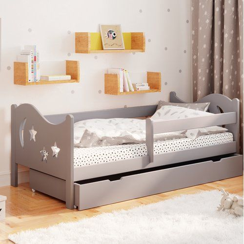 Bed With Drawer Nordville Frame