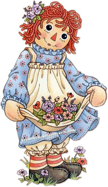 Raggedy Anne, by Johnny Gruelle. Classic for its theme of friendship and love. Reading about Raggedy Anne and Andy playing with their little mistress Marcella made me wonder about diabetes, since their landscape was filled with desserts growing on trees. Even when I was six, this story made me want a square meal.