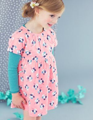 All Dressed Up | Sweet and Sour Kids - 8 dresses for spring... This one is by Mini Boden.