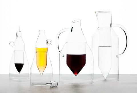 Uplifting Carafe Collection