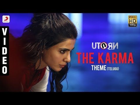 U Turn - The Karma Theme videos song 2018. | Latest video songs ...