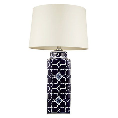 table lamps lamps and john lewis on pinterest. Black Bedroom Furniture Sets. Home Design Ideas