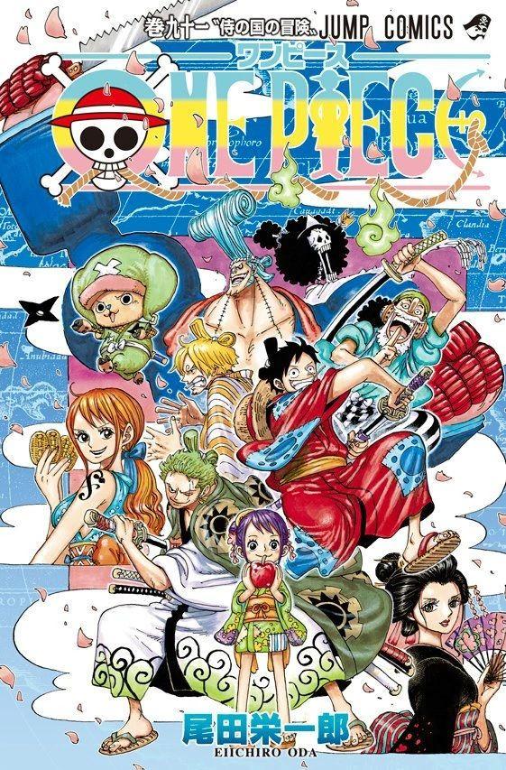 One Piece Manga Vai Ultrapassar 100 Volumes One Piece Comic One Piece Anime One Piece Manga