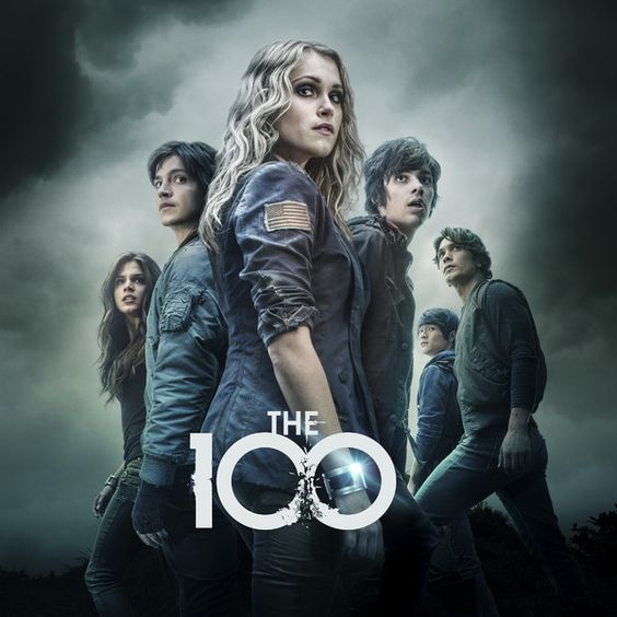 The 100 tv show on the CW