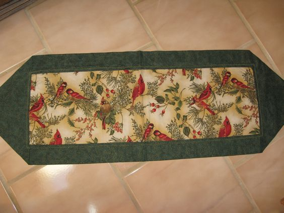 Pinterest the world s catalog of ideas for 10 minute table runner placemats