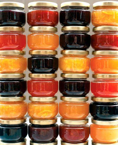 Jam On jars, photographed by Harlan Turk
