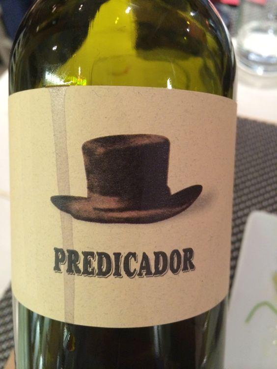 Predicador... Un Rioja diferente...