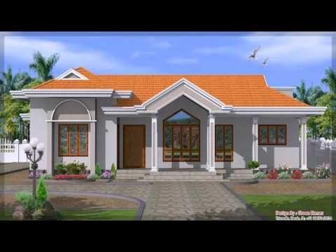 70 Simple Three Bedroom House Plans In Kenya Youtube Kerala House Design Single Floor House Design Bungalow House Design