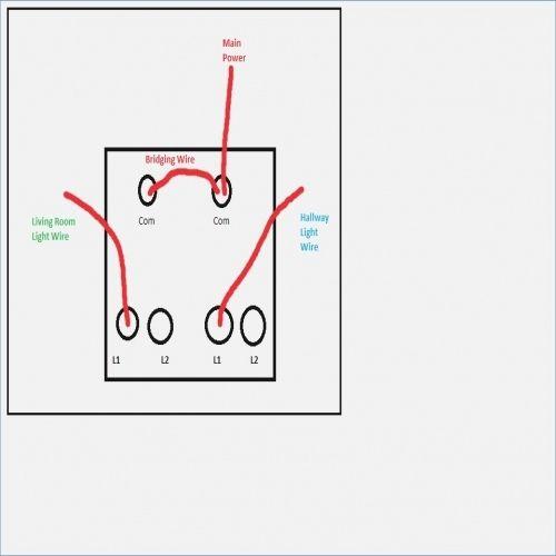 Wall Switch Wiring Diagram