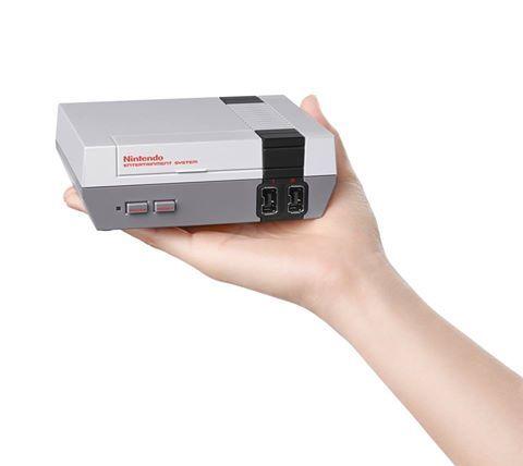 Nintendo está relançando o NES - http://www.showmetech.com.br/nintendo-esta-relancando-o-nes/