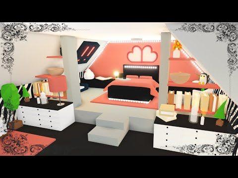 Comment Decorer Une Chambre Dans Le Manoir Manor Dans Adopt Me Partie 1 Tuto Decoration Youtube Cute Room Ideas My Home Design Home Roblox