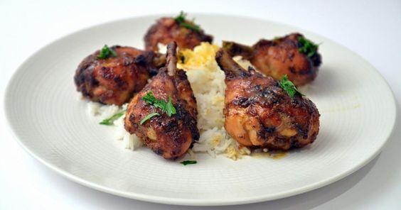 Recette - Pilons de poulet grillés en vidéo