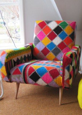chair eleven patchwork by zuiver at stealtheroomcom chairs stealtheroomcom pinterest patchwork chairs and html - Chaise Eleven Patchwork Colors