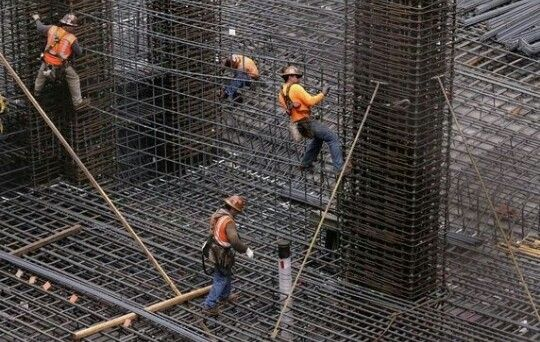 I M Back In The Rod Patch Civil Engineering Mission District Ironworkers