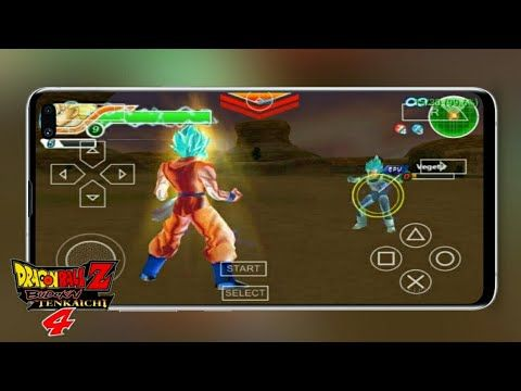 Download Dbz Budokai Tenkaichi 4 Highly Compressed For Android Mod