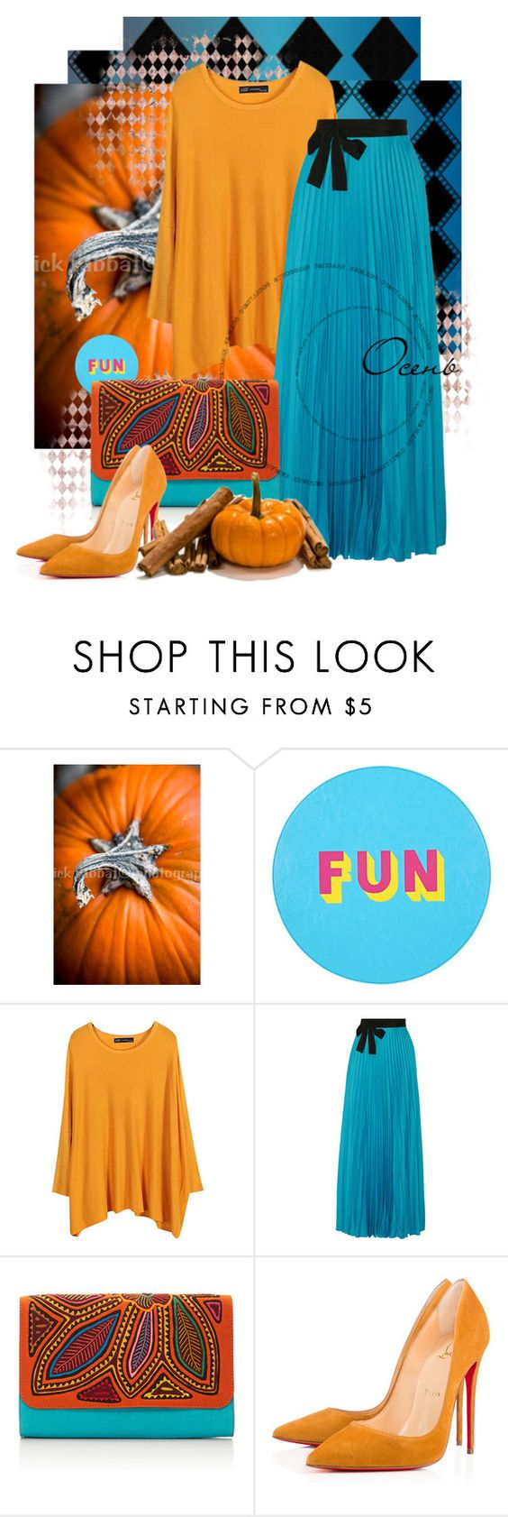 """""""Fun Autumn"""" by sonjanaimann ❤ liked on Polyvore featuring Lisa Perry, Chicnova Fashion, Issa and Mola SaSa"""