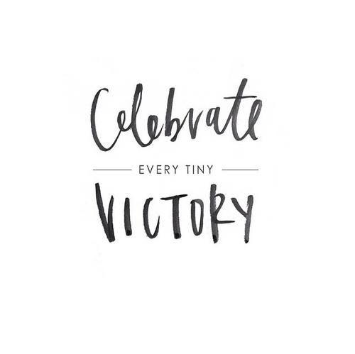 every. tiny. victory.: