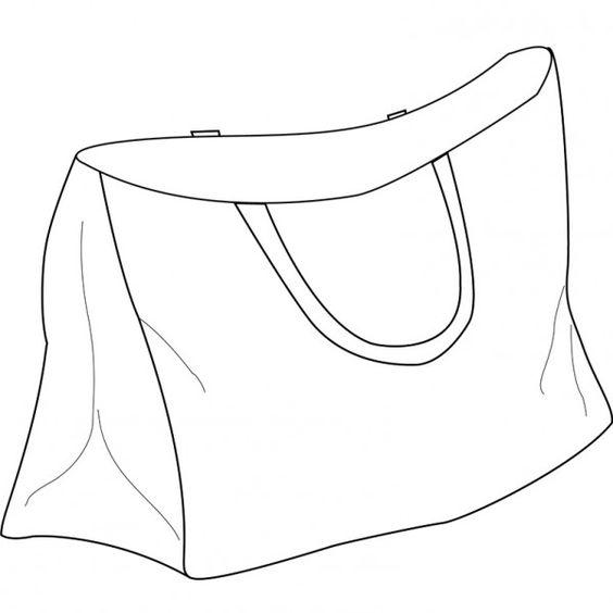 patron couture sac cabas gratuit