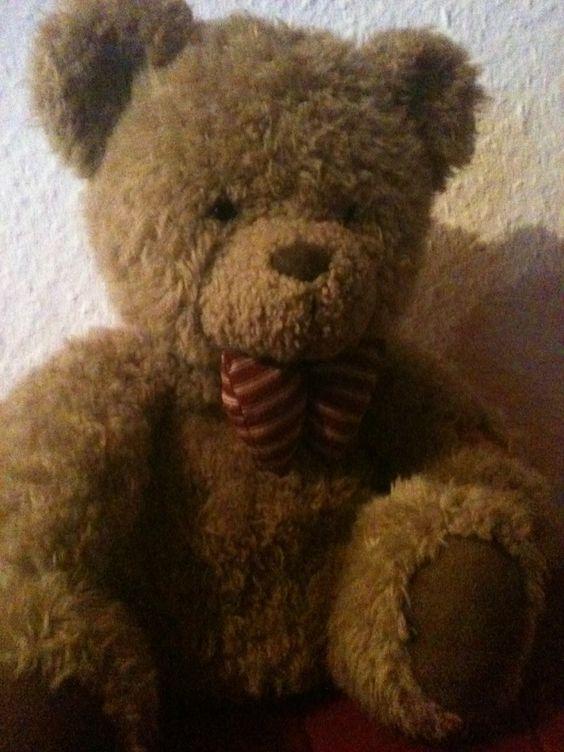 Singender Teddybär  Guterhaltener singender Teddy