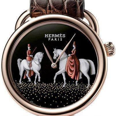 Hermes watch | The House of Beccaria#
