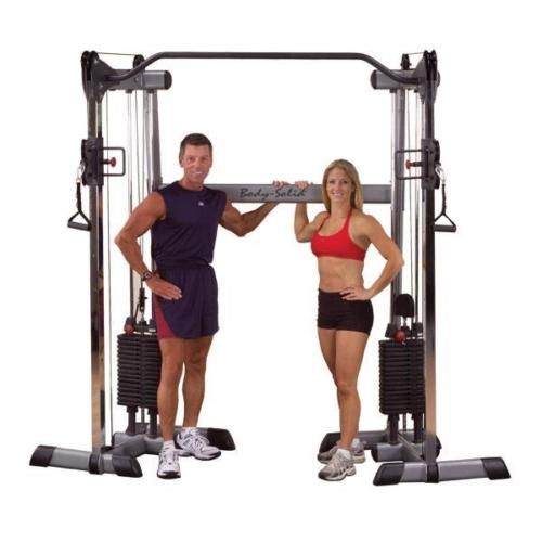 Details About Body Solid Functional Trainer Gdcc200 Gym