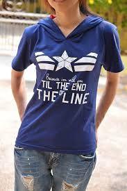 Resultado de imagen para because i'm with you till the end of the line shirt