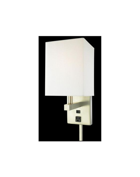 Wall Sconce With Outlet And Switch : Pinterest The world s catalog of ideas