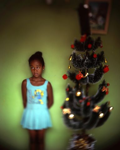 povoado da passagem 2012 -- plate 18 : sertão da bahia 2005-2012 : claudio edinger fine art photography