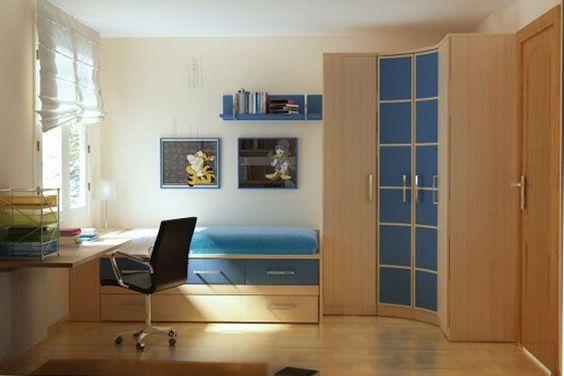 teen boy bedroom