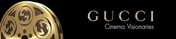 GUCCI CINEMA VISIONARIES