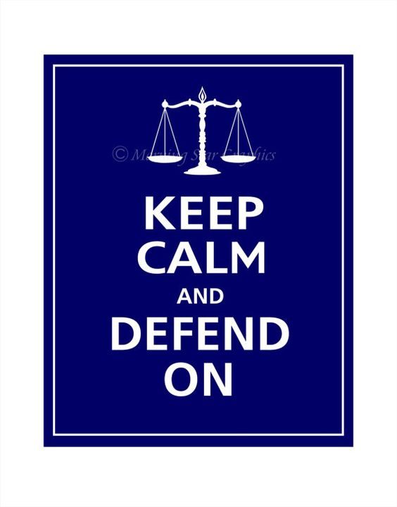 Holla at ya defense attorney. I may get one of these for my office!