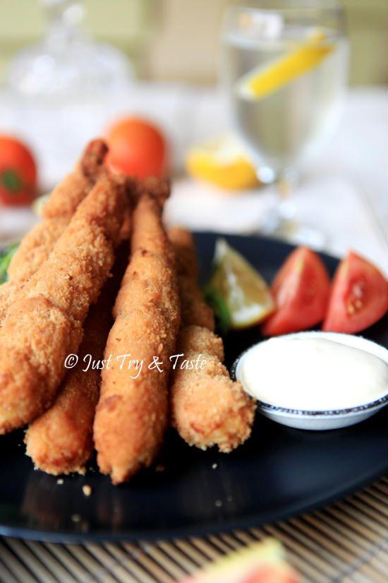 Resep Ebi Furai Jtt Makanan Masakan Resep