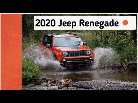 2020 Jeep Renegade Latitude Build Price Review Configurations Colo In 2020 Jeep Renegade Renegade Colo