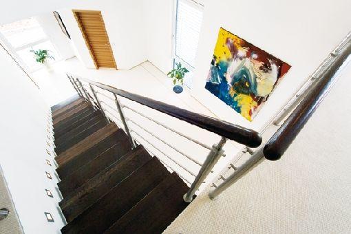 Homeplaza - Holztreppen punkten durch Natürlichkeit und strahlen Geborgenheit aus - Wohnkultur pur