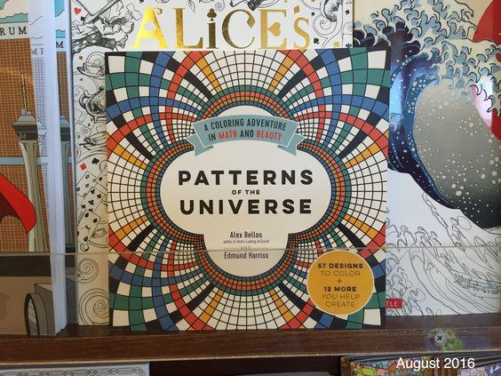 Math and art intersect.