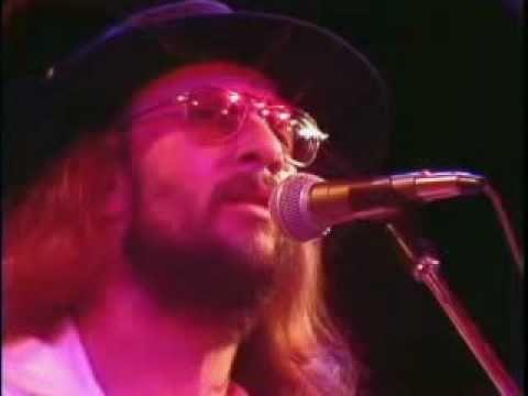 """""""Blinded by the Light"""", einer meiner Lieblingssongs der damaligen Zeit, die Aufnahme hier ist aus dem Jahr 1975."""