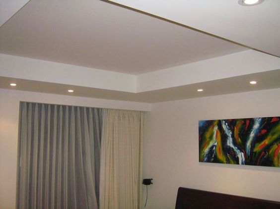 Cielo raso 2 iluminacion pinterest for Techos en drywall modernos