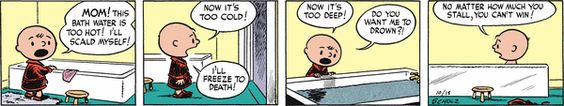 Peanuts Begins Comic Strip, January 21, 2016     on GoComics.com