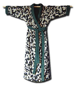 Bademantel morgenmantel selber machen schnittmuster mit - Kimono schnittmuster kostenlos ...