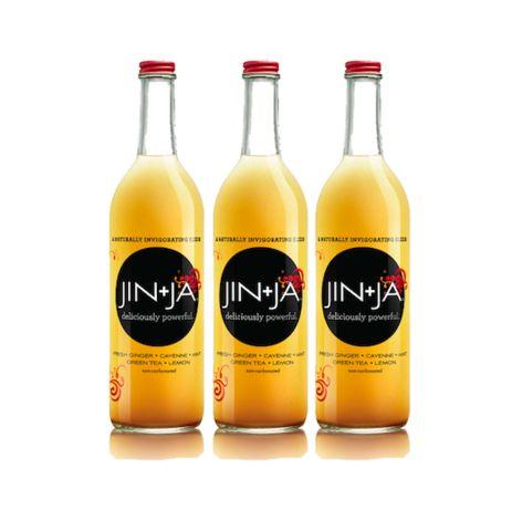 3-Pack 750ml Bottles of Original Jin+Ja (18 servings) - Jin+Ja