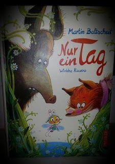 """Samys Lesestübchen: """" Nur ein Tag"""" von Martin Baltscheit"""
