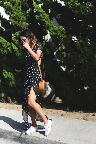 Cómo Usar Vestidos De Verano Con Tenis Nuevo Modelo