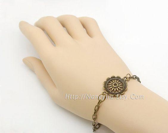 Sunflower bracelet I bought