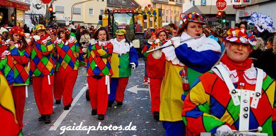 Straßenkarneval in Köln - http://www.gaidaphotos.com/blog/strassenkarneval-in-koeln/