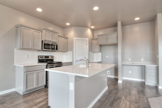 Drop Dead Gorgeous Kitchen Cabinets Gray Manchester