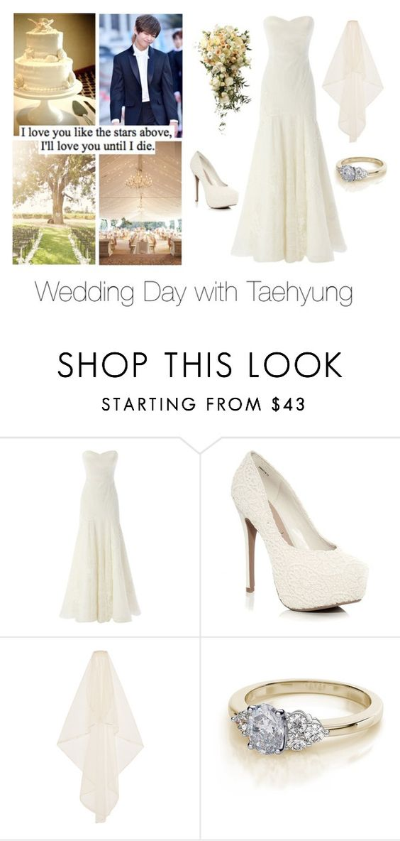 """""""Wedding Day with Taehyung"""" by btsoutfits ❤ liked on Polyvore featuring Coast, Temperley London, women's clothing, women, female, woman, misses and juniors"""