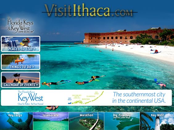 Just added a visit to Ithaca, NY to my Bucket List. (Official Site for Ithaca, NY & Tompkins County)