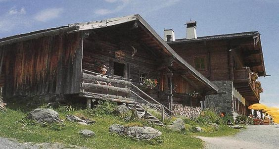 alte berghütte photo - Google Search