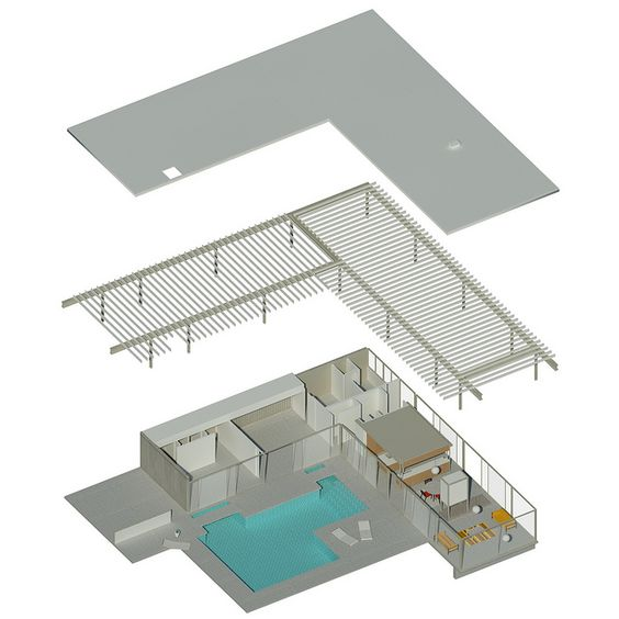 Welsh and lauga house plans