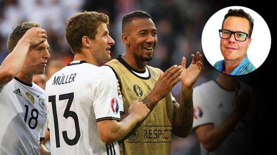 Für SPORT BILD-Chefreporter Ostendorp steht fest: Die Gegner müssen vor der deutschen Mannschaft zittern